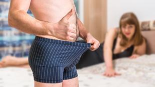 Ekkorát kamuznak a férfiak, ha a péniszük mérete kerül szóba
