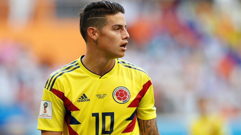 Az utolsó pillanatig kérdés, hogy játszik-e a kolumbiaiak legnagyobb sztárja