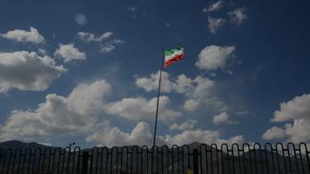 Izrael ellopja a felhőket Irán szerint