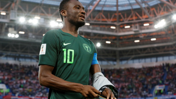 Az argentin-meccs előtt rabolták a nigériai sztár apját