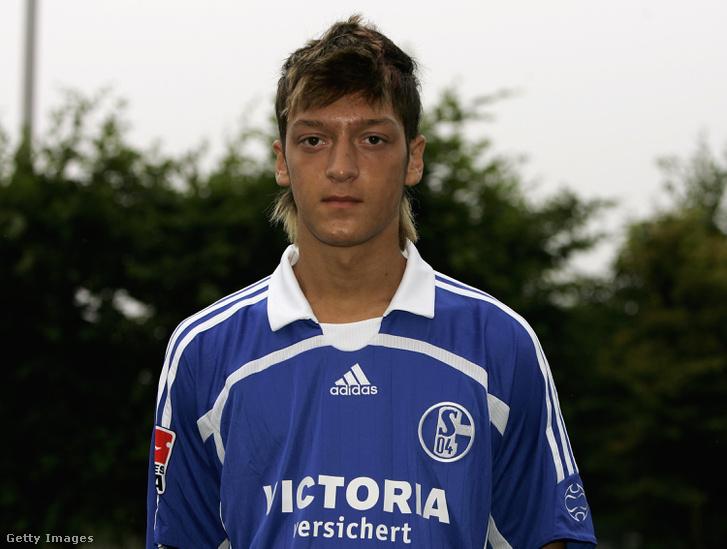 Mesut Özil 2006-ban