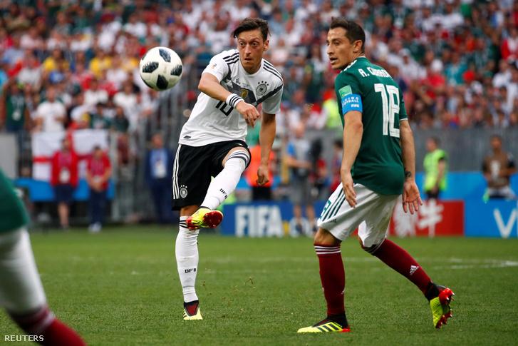 Németország - Mexikó