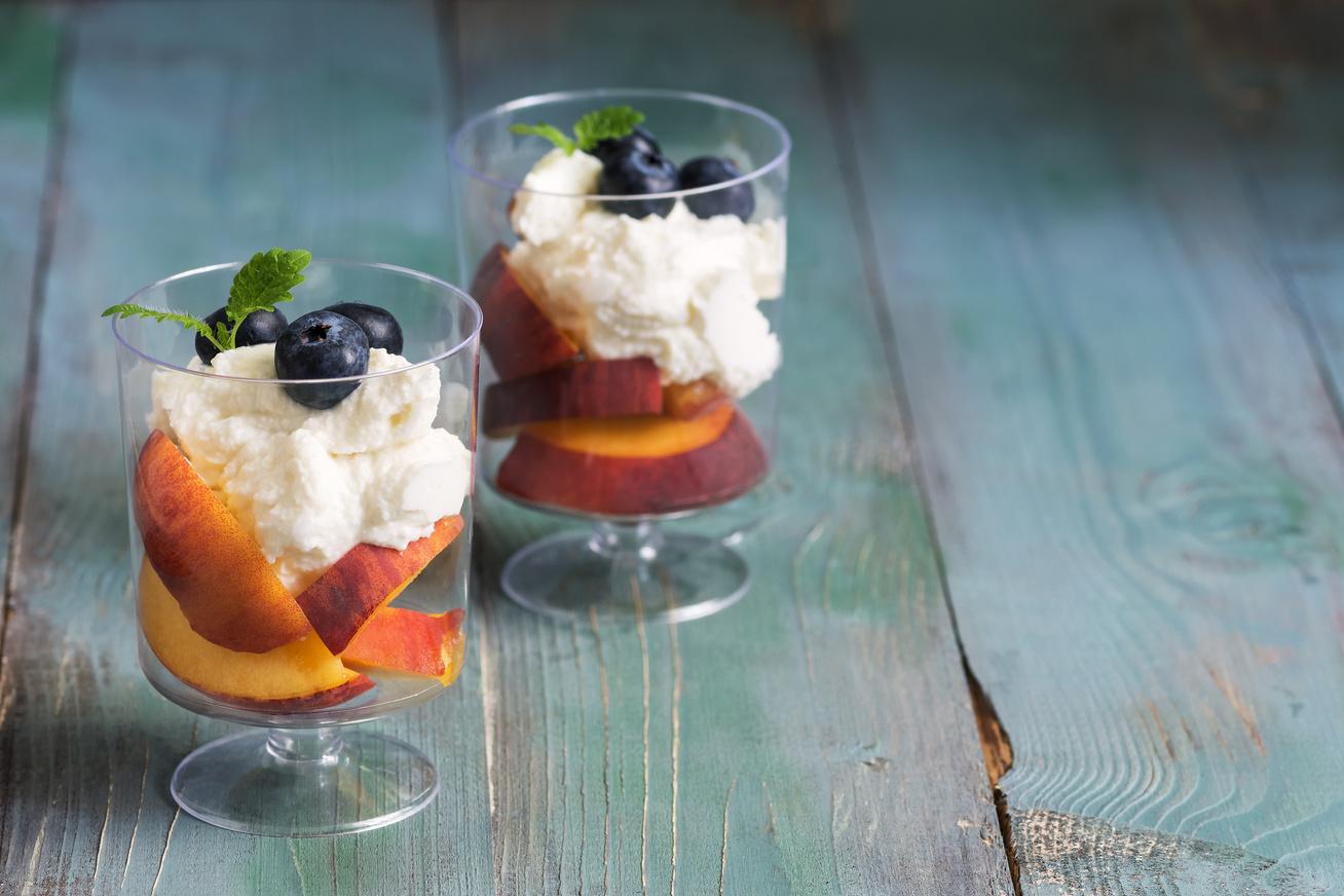 Villámgyors, gyümölcsös túrókrém diétásan: mennyei desszert cukor nélkül