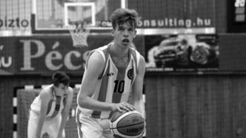 17 évesen halt meg a pécsi kosárlabda nagy tehetsége