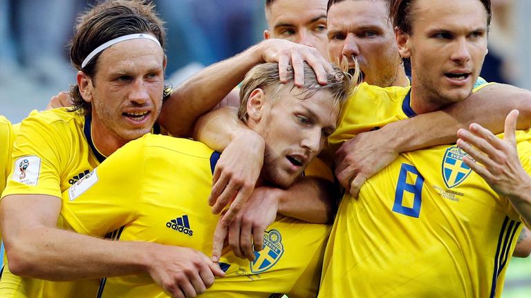 Svédország 24 év után újra 8 között a vb-n
