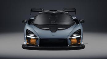 A spekulánsok már lecsaptak a McLaren Sennára