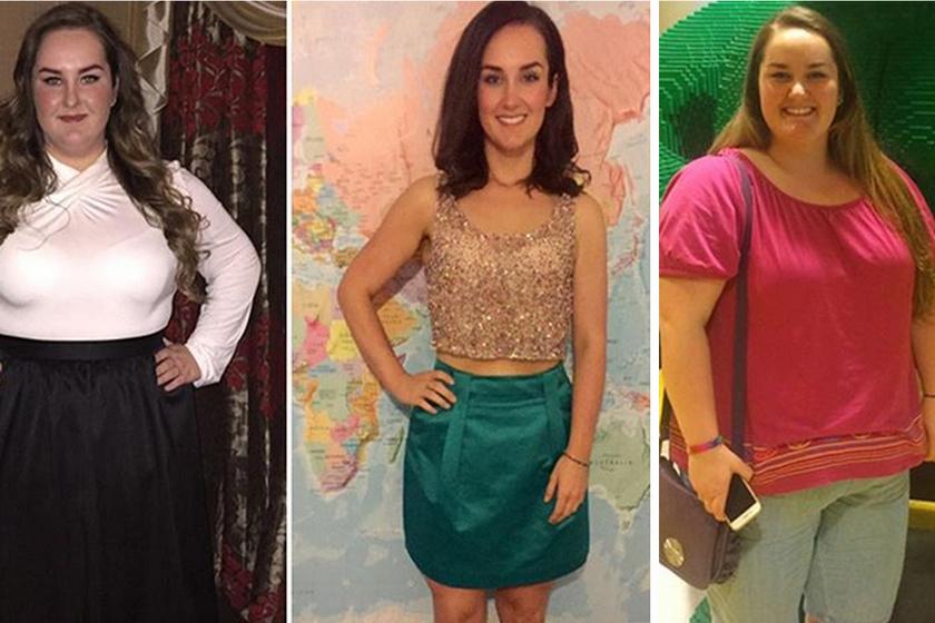 Nem akart kövér menyasszony lenni, 60 kilót fogyott: így sikerült leadnia a túlsúlyát
