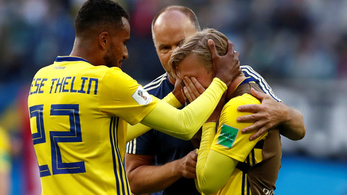 Nem mindig a jobb csapat nyer, a svédek meccsein meg soha