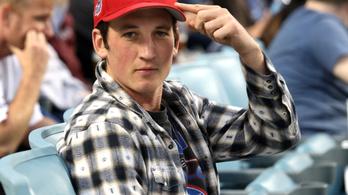 Miles Teller lesz Tom Cruise társa a Top Gun folytatásában