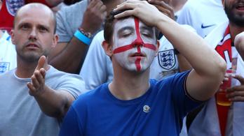 Anglia átlépte az árnyékát a büntetőknél, de van egy rossz hír