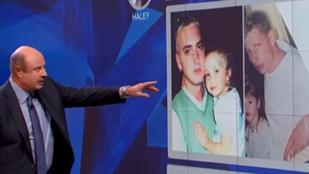 Fotóval próbálja bizonyítani egy nő, hogy Eminem az apja