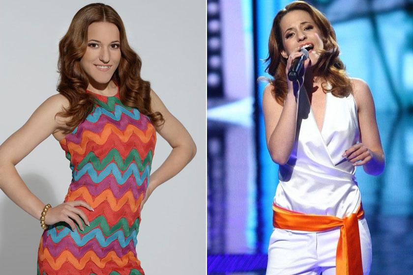 Így ismerte meg az ország a 2012-es Csillag Születik színpadán a 18 éves Szirota Jennifert.