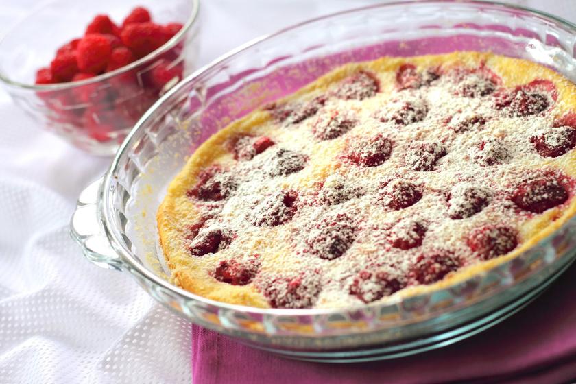 Pihe-puha, málnás, krémsajtos kevert süti pofonegyszerűen: legközelebb is így fogod készíteni