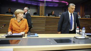 A gyengülő Merkel és a kitartó Orbán találkozik ma Berlinben