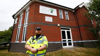 Scotland Yard: Az újabb mérgezést is novicsok idegméreg okozta