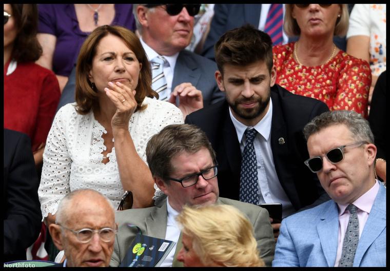 A Hello magazin információ szerint Meghan Markle többször is megjelenik majd, Katalin hercegné viszont vélhetően távol marad, hiszen őszig szülési szabadságon van.Ezzel mos búcsúzunk, de ha érkeznék még hozzánk izgalmas fotók Wimbledonból, mindenképp meg fogjuk osztani önökkel