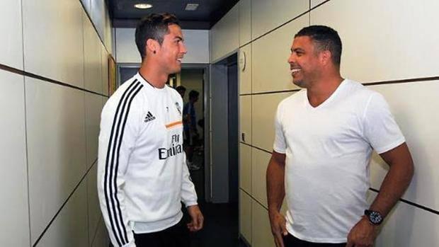 C. Ronaldo és Ronaldo