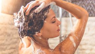 Milyen gyakran kéne hajat mosnunk?