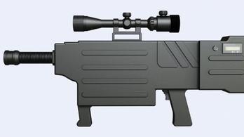 Kína állítólag működő lézerpuskát fejlesztett
