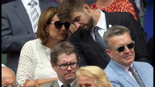 A vb-ről kiesés után nem akárkivel, nem akárhol látták Gerard Piqué-t