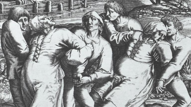 Tánc mindhalálig: a középkori táncoló járványok nyomában