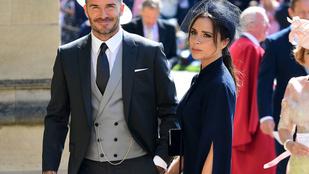 David Beckham elképesztő cukin köszöntötte feleségét a 19. házassági évfordulójukon