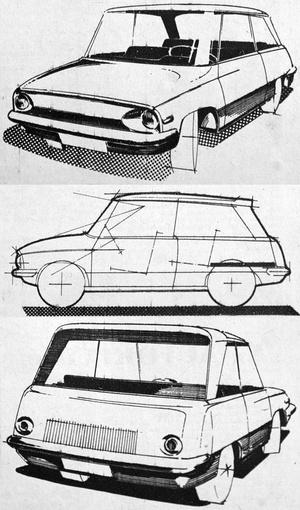 Finta László nemcsak autóbuszokat tervezett