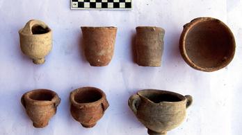 Elrejtett ókori kincsekre bukkantak Egyiptomban