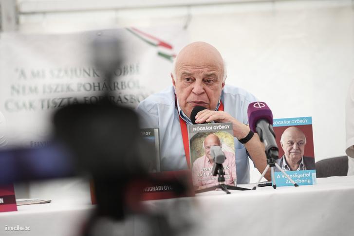 Nógrádi György