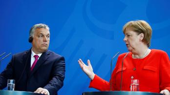 Merkel-Orbán: elhúzódó vita lehet menekültügyben
