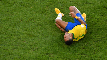 Tite hat éve még személyesen kritizálta Neymart a színészkedésért