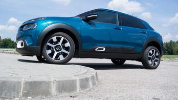 Teszt: Citroën C4 Cactus Puretech S&S Shine – 2018.