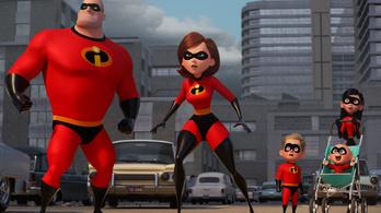 Az év szuperhősmozija egy rajzfilm lett