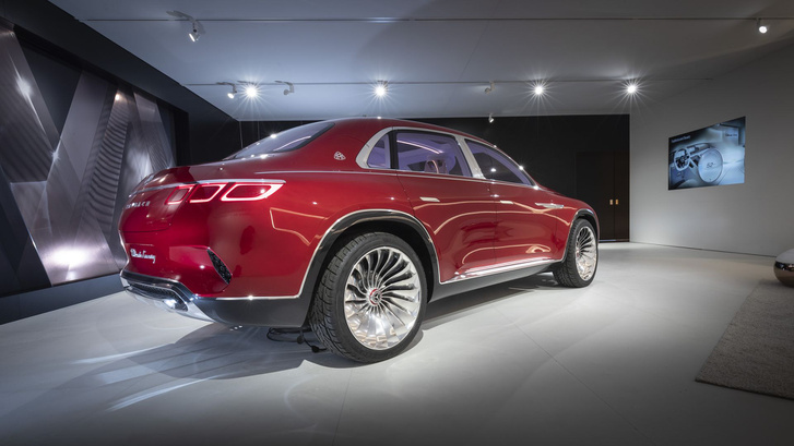 Ultimate Luxury, 24 colos turbinamintás kerekeken, Sailun gumikon