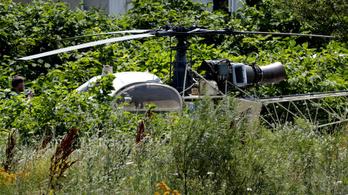 Verték és zsarolták a pilótát a francia rab szöktetői