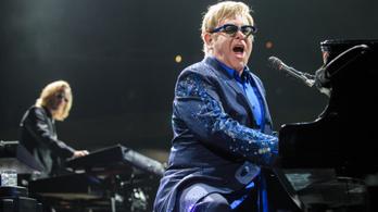 Trump elküldte Kim Dzsongunnak a Rocket Man című Elton John slágert