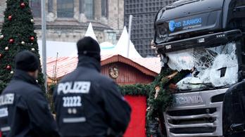 Elfogatóparancsot adtak ki a 2016-os berlini terrortámadás feltételezett kitervelője ellen