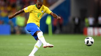 Brazil Real-sztár kiesése dönt a belgák ellen?
