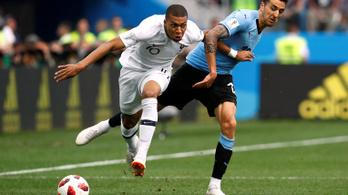 Uruguay–Franciaország