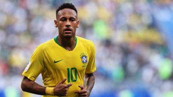 Brazília most a negyeddöntőt bukta el