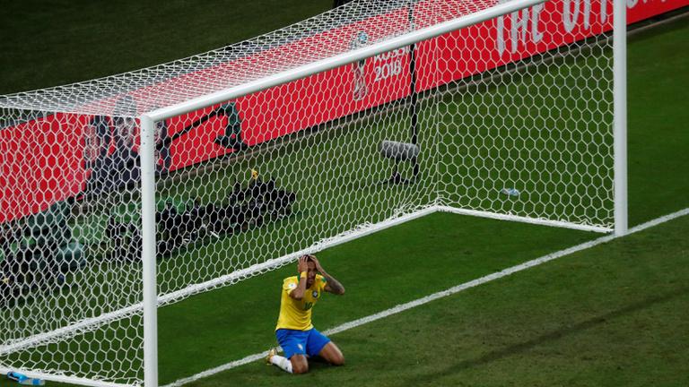 Brazília sem tudta megállítani a belga aranygenerációt