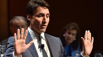 Fogdosással gyanúsítja egy újságírónő a kanadai miniszterelnököt