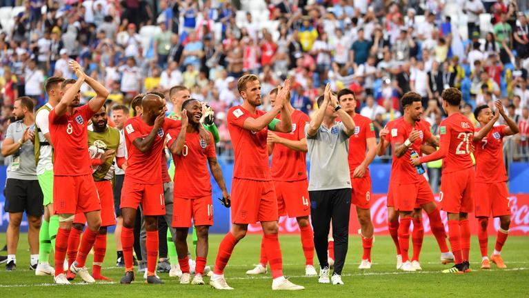 Sima 2-0, nincs itt semmi látnivaló: Anglia verte a svédeket