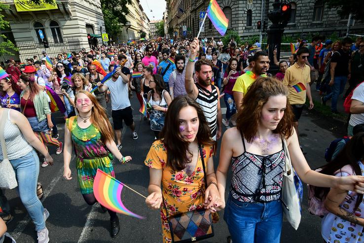 """Az idei Pride egy egy hónapos fesztivál  záróeseménye is, """"Merj nagyot álmodni!"""" szlogennel."""