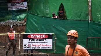 A thaiföldi mentőakció legfontosabb számai