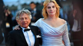 Roman Polanski felesége szerint álszent férje kirúgása az amerikai filmakadémiából