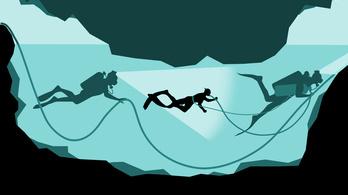 A barlangi búvármentés egy profinak is veszélyes, hát még a gyerekeknek
