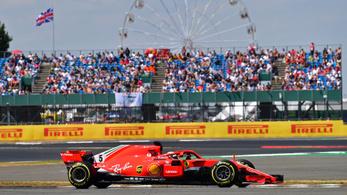 A Mercedes felségterületén győzhet a Ferrari