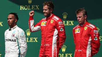 Egy mondat, és kitört a marakodás a Merci és a Ferrari közt
