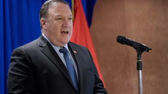 Visszaszólt Észak-Korea vádjaira az amerikai külügyminiszter